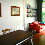 Nice furnished room and you share the entire house nearby the sea! at Arnhemsestraat, 2587 Den Haag, Nederland for € 500,- per month (Available from 1st of September)