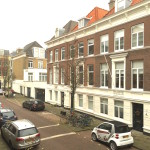 Spacious floor in centre of The Hague at Heemskerckstraat, 2518 Den Haag, Nederland for € 850,- per month (Rented)