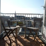 Beautiful top floor at Galileïstraat, Den Haag, Nederland for € 550,-  per month (Rented)